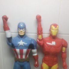 Figuras y Muñecos Marvel: MUÑECOS MARVEL. Lote 220546566