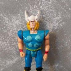 Figuras y Muñecos Marvel: FIGURA DE ACCION THOR SERIE MARVEL SUPERHEROES TOY BIZ VINTAGE AÑOS 90 DIFICIL!!!!. Lote 220978858