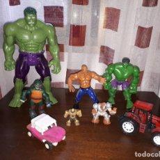 Figuras y Muñecos Marvel: 53-LOTE DE JUGUETES. Lote 221834386