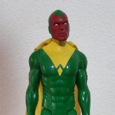 Figuras y Muñecos Marvel: FIGURA HASBRO MARVEL VISIÓN 30 CMS.. Lote 221956350