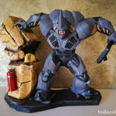 Figuras e Bonecos Marvel: FIGURA RHINO MARVEL GALERÍA SPIDER-MAN PS4 DLX. Lote 222087266