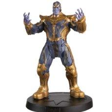 Figuras y Muñecos Marvel: FIGURA ESPECIAL THANOS MARVEL - EAGLEMOSS - (ESCALA 1:16) AVENGERS, VENGADORES, INFINITY WAR, XL. Lote 222535830