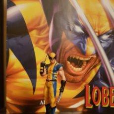 Figuras y Muñecos Marvel: LOBEZNO MARVEL PLOMO. Lote 222608065