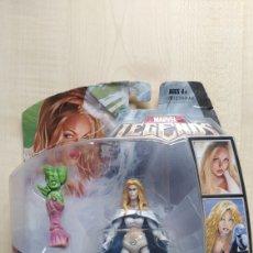 Figuras y Muñecos Marvel: EMMA FROST MARVEL LEGENDS X-MEN COMICS XMEN 2006 NUEVO MOC. Lote 222717322