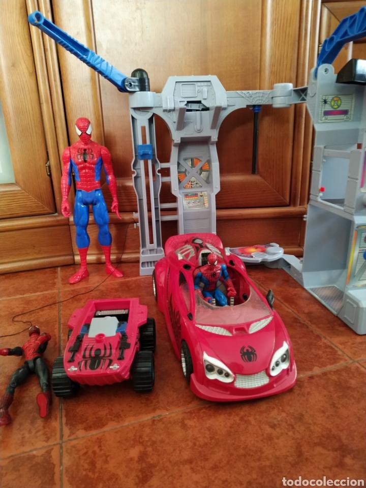 Figuras y Muñecos Marvel: Lote de Spiderman - Foto 2 - 222901568