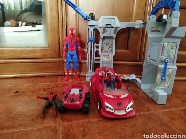 Figuras y Muñecos Marvel: Lote de Spiderman - Foto 3 - 222901568