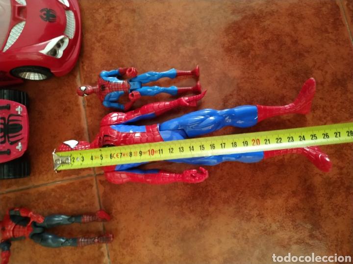Figuras y Muñecos Marvel: Lote de Spiderman - Foto 6 - 222901568