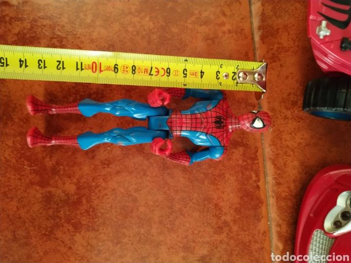 Figuras y Muñecos Marvel: Lote de Spiderman - Foto 8 - 222901568