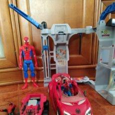Figuras y Muñecos Marvel: LOTE DE SPIDERMAN. Lote 222901568