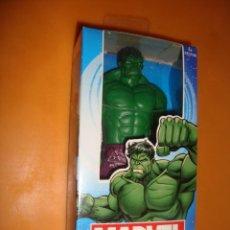 Figuras y Muñecos Marvel: FIGURA DE HULK DE MARVEL DE HASBRO, NUEVO. Lote 223383545