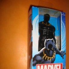 Figuras y Muñecos Marvel: BLACK PANTHER DE MARVEL DE HASBRO, NUEVO. Lote 223384681