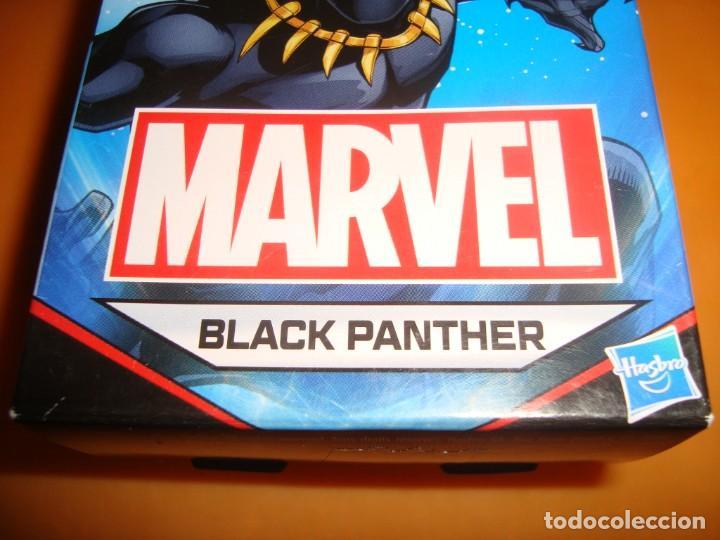 Figuras y Muñecos Marvel: BLACK PANTHER DE MARVEL DE HASBRO, nuevo - Foto 2 - 223384681