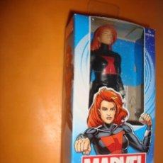Figuras y Muñecos Marvel: FIGURA DE BLACK WIDOW DE MARVEL DE HASBRO, NUEVO. Lote 223386992