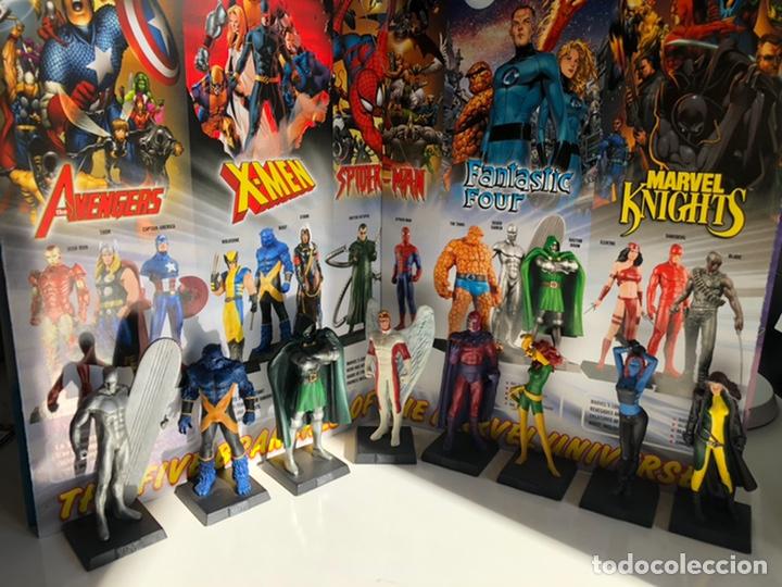 Figuras y Muñecos Marvel: Lote de 8 figuras Marvel - Foto 2 - 224042988