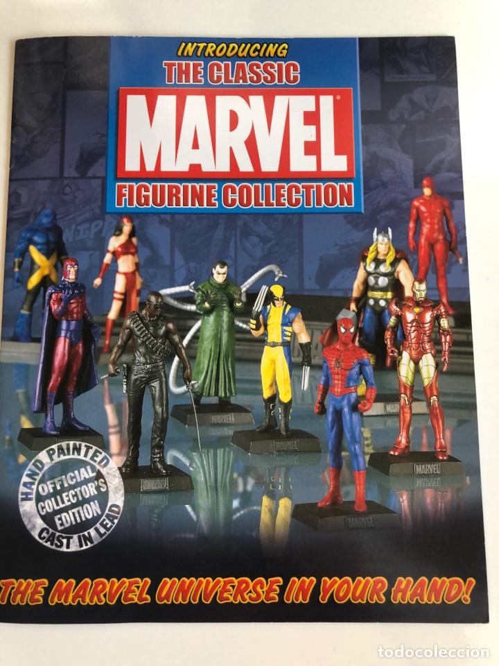 LOTE DE 8 FIGURAS MARVEL (Juguetes - Figuras de Acción - Marvel)
