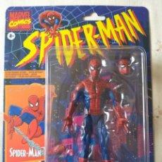 Figuras y Muñecos Marvel: SPIDERMAN MARVEL LEGENDS VINTAGE SERIES EN BLISTER. Lote 246450245