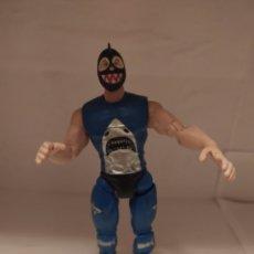 Figuras y Muñecos Marvel: MUÑECO ARTICULADO SHARK BOY MARVEL TOYS AÑO 2006. Lote 225196120