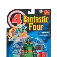 Figuras y Muñecos Marvel: DOCTOR DOOM FANTASTIC FOUR VARIANT FIGURA 15 CM MARVEL LEGENDS. Lote 227049685