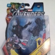 Figuras y Muñecos Marvel: FIGURA MARVEL AVENGERS IRON MAN VENGADORES BLISTER.. Lote 229206920