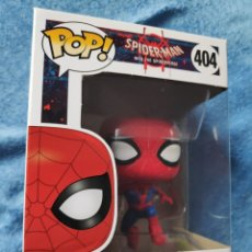 Figuras y Muñecos Marvel: FIGURA FUNKO POP PETER PARKER SPIDERMAN INTO THE SPIDER-VERSE MARVEL NUEVO. Lote 236601430