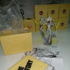 Figuras y Muñecos Marvel: MARVEL MISTERY FIGURE FACTORY. STORM BLANCA. SOLO FIGURA, CAJON E INSTRUCCIONES DE MONTAJE. FAMOSA. Lote 236845055