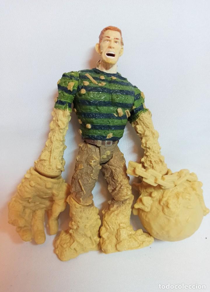 Figuras y Muñecos Marvel: Figura de accion SandMan Hombre de Arena Hasbro 2006 14 cm - Foto 2 - 237940100