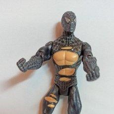 Figuras y Muñecos Marvel: FIGURA DE ACCION SPIDERMAN NEGRO MARVEL DE 14 CM. Lote 237940650