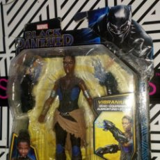 Figuras y Muñecos Marvel: FIGURA SHURI, BLACK PANTHER - MARVEL - HASBRO - 2017, EN BLISTER. Lote 238670585