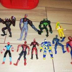 Figuras y Muñecos Marvel: LOTE DE 11 FIGURAS.. DE CANCON AÑOS 97...MARVEL AÑOS 90 Y OTRAS DOS ... .. Lote 238789930