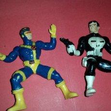Figuras y Muñecos Marvel: LOTE 3 FIGURAS MARVEL YOLANDA 1996. Lote 239506995