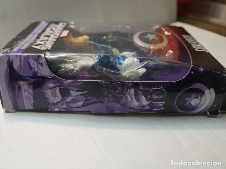 Figuras y Muñecos Marvel: Figura articulada Marvel Legends-VANCE ASTRO-serie Guardians OF the Galaxia en blister original - Foto 3 - 239756935