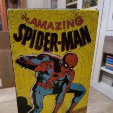 Figuras y Muñecos Marvel: LOTE 2 FIGURAS MODEL KIT POLAR LIGHTS 2003 SPIDERMAN Y HUKL. Lote 241933475