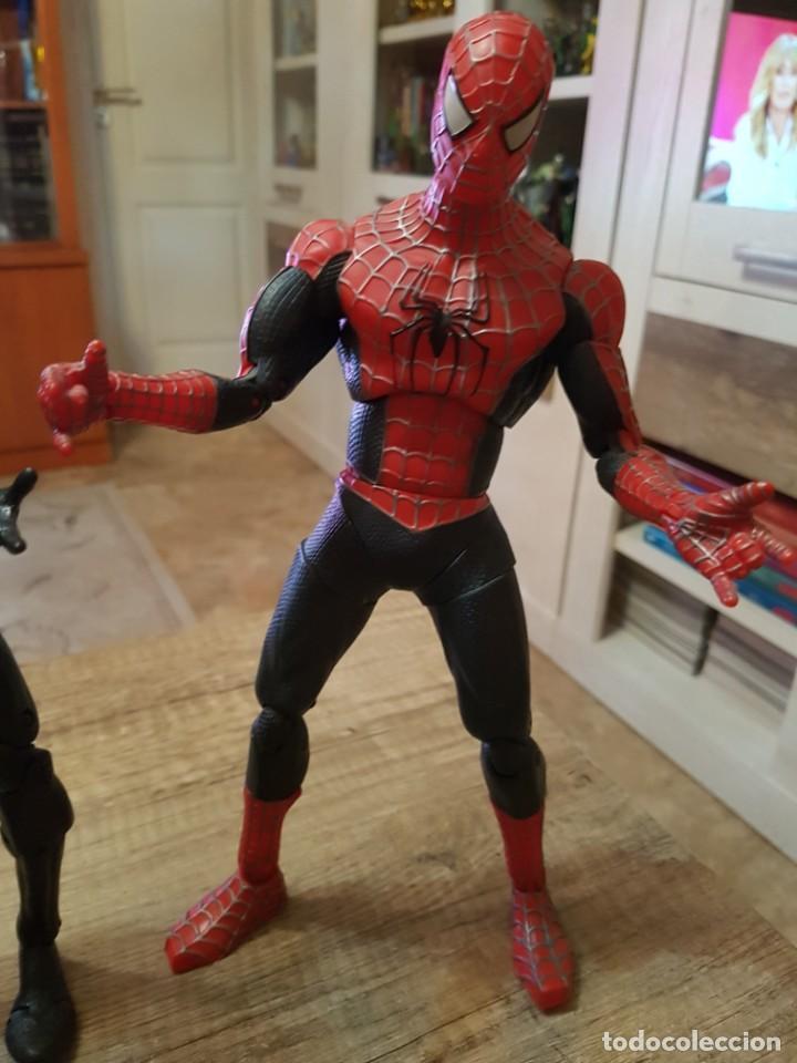 Figuras y Muñecos Marvel: GRAN LOTE DE 6 FIGURAS DE SPIDERMAN DE GRAN TAMAÑO. - Foto 2 - 241942120