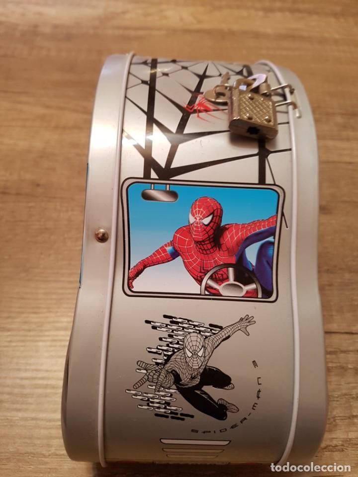 Figuras y Muñecos Marvel: LOTE DE 6 FIGURAS MARVEL SPIDERMAN DE GRAN TAMAÑO.( 4 FIGURAS SON HUCHAS ) - Foto 21 - 241943105