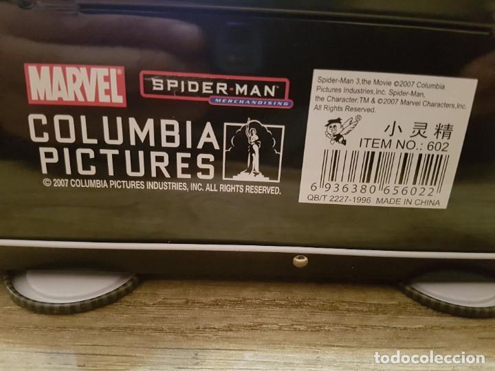 Figuras y Muñecos Marvel: LOTE DE 6 FIGURAS MARVEL SPIDERMAN DE GRAN TAMAÑO.( 4 FIGURAS SON HUCHAS ) - Foto 23 - 241943105
