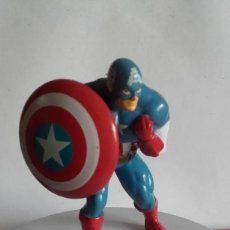 Figuras y Muñecos Marvel: FIGURA DE CAPITÁN AMERICA / COMANSI COMIC SPAIN / MARVEL. R. Y 96025 / RIGIDO. Lote 242079360