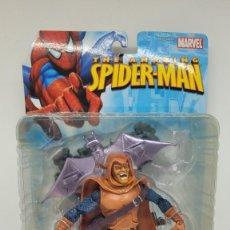 Figuras y Muñecos Marvel: MARVEL LEGENDS HOBGOBLIN. EL DUENDE. SPIDERMAN CLASSICS. 2006. TOY BIZ.. Lote 242661110