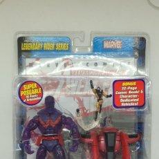 Figuras y Muñecos Marvel: MARVEL LEGENDS WONDER MAN. HOMBRE MARAVILLA. LEGENDARY RIDERS.. Lote 242814030