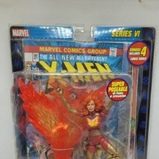 Figuras y Muñecos Marvel: MARVEL LEGENDS DARK FENIX. FENIX OSCURA. SERIES VI. FAMOSA.. Lote 242814910