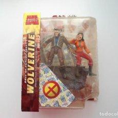 Figuras y Muñecos Marvel: WOLVERINE SPECIAL COLLECTOR EDITION - DAYS OF THE FUTURE PAST - MARVEL SELECT - NUEVO SIN ABRIR. Lote 241120490