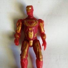 Figuras y Muñecos Marvel: MUÑECO IRON MAN ARTICULADO. Lote 244654170
