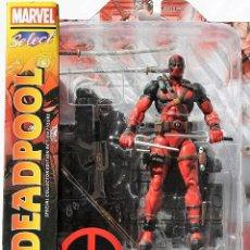 Figuras y Muñecos Marvel: DEADPOOL. MASACRE. MARVEL SELECT. FIGURA 18 CM TOTALMENTE ARTICULADA NUEVA SIN ABRIR. Lote 244726920