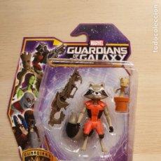 Figuras y Muñecos Marvel: FIGURA HASBRO -- MARVEL GUARDIANS OF GALAXY -- ROCKET RACCOON --. Lote 245008795
