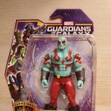 Figuras y Muñecos Marvel: FIGURA HASBRO -- MARVEL GUARDIANS OF GALAXY -- DRAX --. Lote 245008875