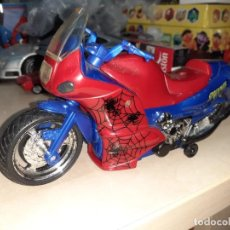Figuras y Muñecos Marvel: SPIDERMAN BIKE.1997 MARVEL TOY BIZ.MOTOCICLETA SPIDERMAN.. Lote 245647620