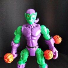 Figuras y Muñecos Marvel: EL DUENDE VERDE - SPIDER-MAN MARVEL SUPER HERO MASHERS - SPIDERMAN 17CM.. Lote 245885810