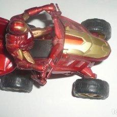 Figuras y Muñecos Marvel: MOTO Y ALIENIGENA DE MARVEL-HASBRO. Lote 246019625