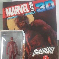 Figuras y Muñecos Marvel: FIGURA MARVEL HEROES 3D DAREDEVIL. EAGLEMOS. Lote 246289480