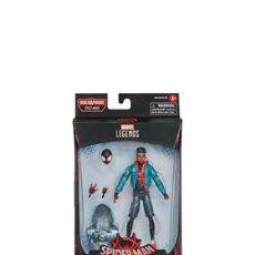 Figuras y Muñecos Marvel: MILES MORALES FIGURA 15 CM MARVEL LEGENDS SPIDER-MAN INTO THE SPIDER-VERSE. Lote 246569470