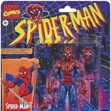 Figurines et Jouets Marvel: SPIDER-MAN FIGURA 15 CM MARVEL LEGENDS VINTAGE HASBRO NUEVO Y SIN ABRIR. Lote 247294505